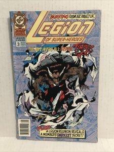 Legion Of Super Heroes Annual #3 (c)