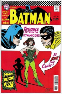 Batman #181 Facsimile Edition | Reprint 1st App of Poison Ivy (DC, 2019) NM