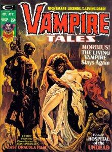 Vampire Tales #7 (ungraded) stock photo / ID#001D