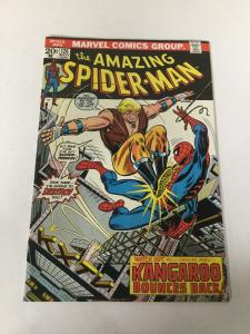 Amazing Spider-Man 126 Fn+ Fine+ 6.5 Marvel