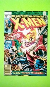 Uncanny X-Men #105 Firelord Appearance June 1977 (LOWEST PRICED ON eBay)