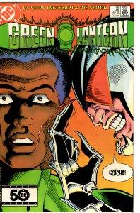 Green Lantern #190 (1960 v2) Green Arrow Black Canary NM-