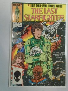 The Last Starfighter #1 Direct edition 8.0 VF (1984)