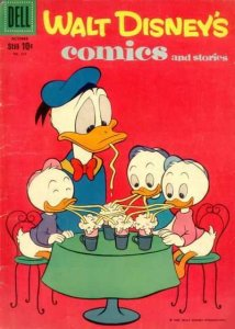 Walt Disney's Comics and Stories #229, Good (Stock photo)