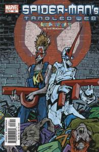 Tangled Web #18 VF/NM; Marvel | save on shipping - details inside