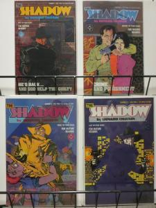 SHADOW (1986)1-4 HOWARD CHAYKIN's EXPLOSIVE MINI-SERIES