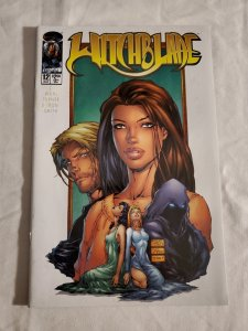 Witchblade 12 Very Fine/Near Mint Cover pencils by Michael Turner