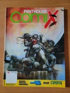 Penthouse Comix #6 ~ NEAR MINT NM ~ 1995 Penthouse Magazine