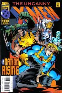 Uncanny X-Men (1981 series) #323, NM (Stock photo)
