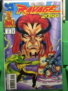 Ravage 2099 #15 The Fall of the Hammer part 2 of 5