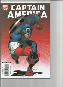 Captain America #25B Ed McGuiness Cover