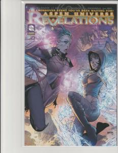 Aspen Revelations #2 Cover A Aspen Comics NM