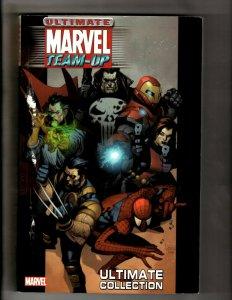 Ultimate Marvel Team-Up Ultimate Collection Marvel Comics TPB Graphic Novel HR8