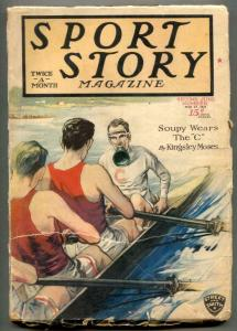 Sport Story Pulp June 22 1929- Kingsley Moses