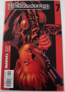 The Ultimates #7 (NM) 1st series  2002 Marvel Comics ID#SBX5