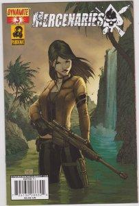 Mercenaries #3