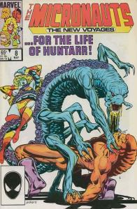 Micronauts (Vol. 2) #8 FN; Marvel   save on shipping - details inside