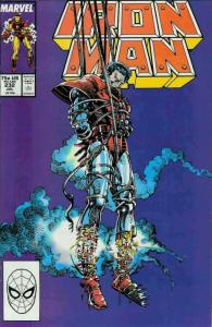 Iron Man (1st Series) #232 VF; Marvel   save on shipping - details inside