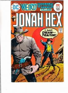 Weird Western Tales #29 (Nov-73) FN+ Mid-High-Grade Jonah Hex