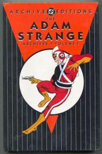 Adam Strange Archive Edition Vol. 1 hardcover