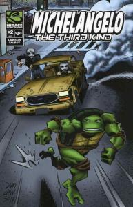 Michaelangelo the Third Kind #2 VF/NM; Mirage   save on shipping - details insid