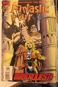 Fantastic Four 396 NM
