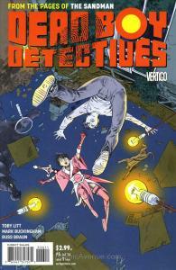 Dead Boy Detectives (2nd Series) #6 VF/NM; DC/Vertigo | save on shipping - detai