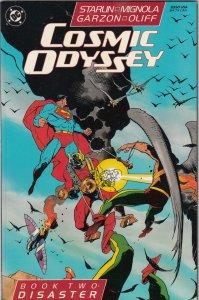 Cosmic Odyssey #2 (1988)
