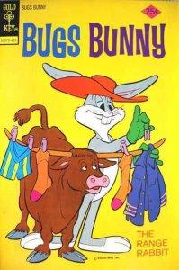 Bugs Bunny (1942 series) #159, Fine- (Stock photo)