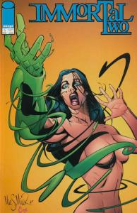 Immortal II #5 VF/NM; Image | save on shipping - details inside