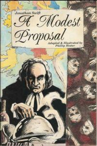 Modest Proposal, A #1 FN; Tome | save on shipping - details inside