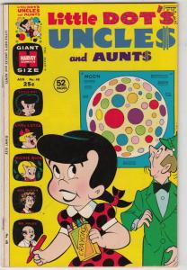 Little Dot's Uncles and Aunts #48 (Aug-73) FN/VF Mid-High-Grade Little Dot