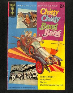 Chitty Chitty Bang Bang #1 (1969)