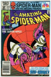 Amazing Spider-man 223 Dec 1981 VF-NM (9.0)