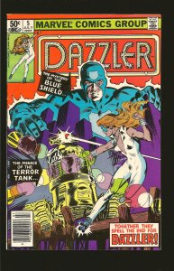 Marvel Comics Dazzler Vol 1 No 5 July 1981