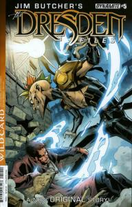 Dresden Files, The: Wild Card (Jim Butcher's…) #5 VF/NM; Dynamite | save on ship