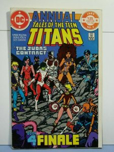 NEW Teen Titans Lot Annual #2 #3 Tales Of #2 Raven #44 Judas Contract NIGHTWING