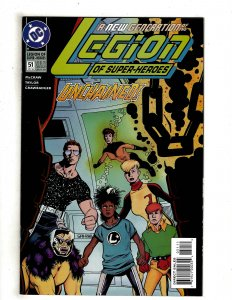 Legion of Super-Heroes #51 (1993) DC Comic Superman Flash OF7