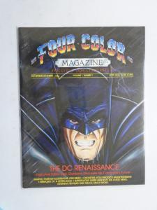 Four Color Magazine #1, 6.0 (1986)