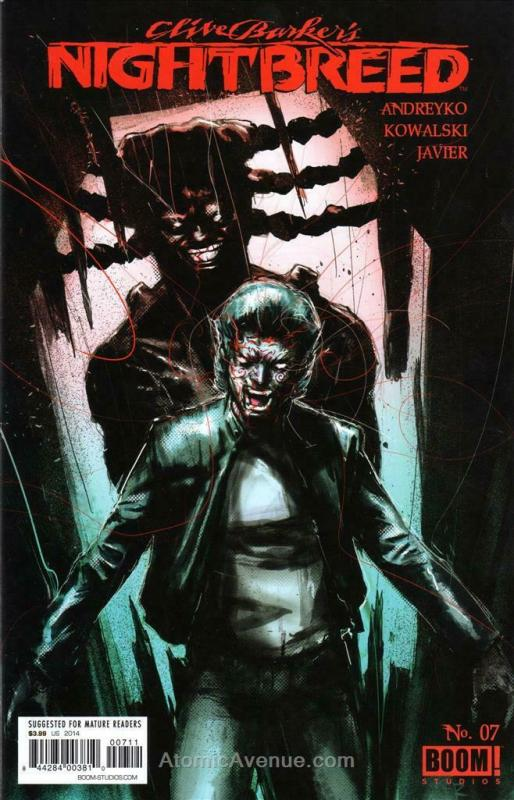 Nightbreed (2nd Series) #7 VF; Boom! | save on shipping - details inside