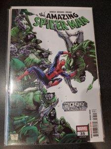 THE AMAZING SPIDER-MAN #25 DR.DOOM ISSUE