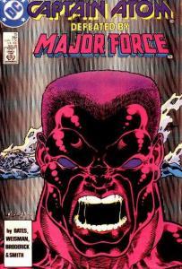 Captain Atom (1987 series) #15, NM- (Stock photo)