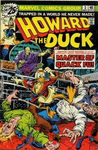 Howard the Duck (Vol. 1) #3 VG; Marvel   low grade comic - save on shipping - de