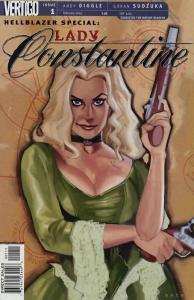 Hellblazer Special: Lady Constantine #1 VF/NM; DC/Vertigo | save on shipping - d