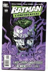 Batman Confidential #10 - DC comic book 2007 Joker