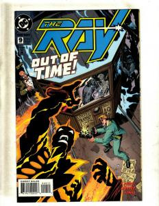 14 The Ray DC Comic Books #9 10 11 12 13 14 15 16 17 18 19 20 21 22 J397