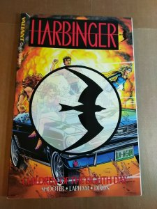 Harbinger by Jim Shooter (Tpb 1992) Valiant 2nd printing