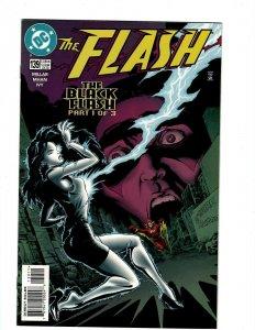 Lot Of 3 The Flash DC Comic Books # 139 140 141 NM 1st Prints Black Flash KE SR1