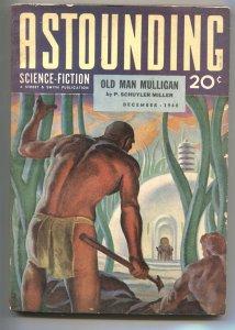 ASTOUNDING SCIENCE-FICTION-DEC 1940-SLAN-AE VAN VOGT-H ROGERS ART