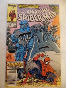 AMAZING SPIDER-MAN # 329 MARVEL ACTION ADVENTURE